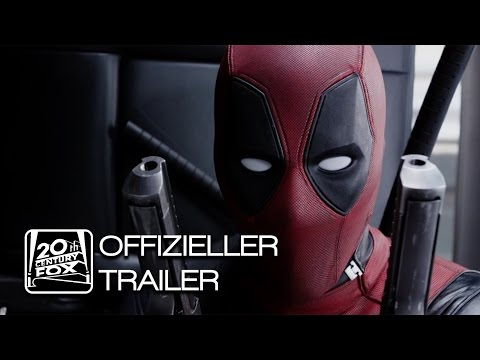 Deadpool | Trailer 2 | Deutsch HD German (Greenband; Ryan Reynolds)