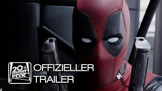 Deadpool | Trailer 2 | Deutsch HD German (Greenband; Ryan Reynolds)