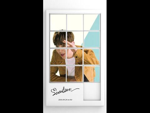 [PROLOGUE/HOSHI] SEVENTEEN(세븐틴) - FIRST ALBUM LOVE&LETTER