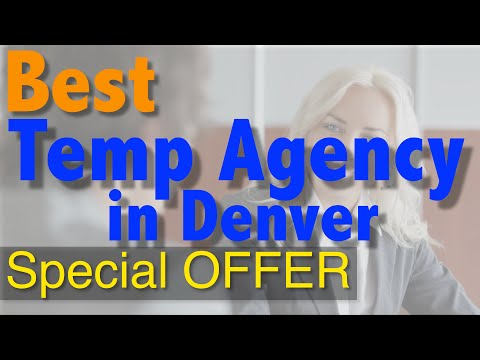 Temp Agencies in Denver - (303) 974-4712  - Best Denver Temp Agencies in Denver, CO
