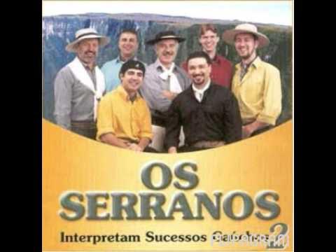 Vou pra Santa Catarina - Os Serranos