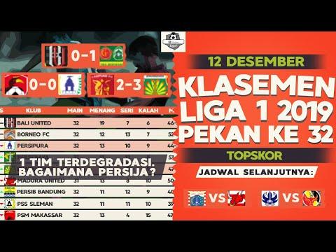 Hasil Liga 1 2019: Badak Lampung FC 2-3 Bhayangkara FC dan Klasemen Liga 1 Indonesia Terbaru