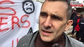 Vidéo. Vienne : les pompiers manifestent leur colère dans la rue