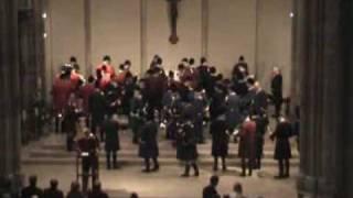 chant final et la saint Hubert Concert ALDT 2009