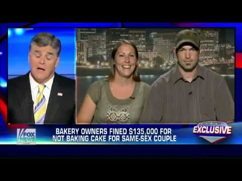 Bakery Fined $135K for Refusing to Serve Gay Weddi
