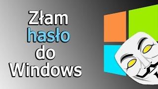Jak odzyskać hasło Windows 7/8/10/Vista/XP? | PORADNIK o programie ophcrack