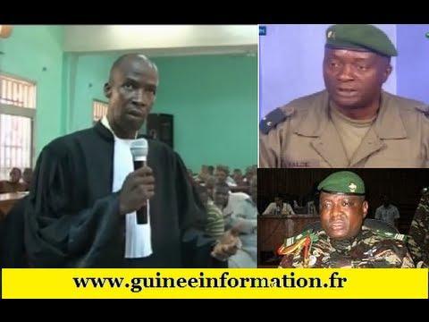 La défense demande la comparution, du commandant Resco, le général Baldé, pour complots