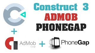 Construct 3 + Mobile Advert (Admob) + Phonegap Build apk with advertisements
