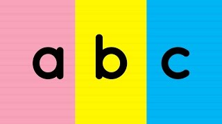 Lagu ABC Song Alphabet for Kids untuk Anak Anak Bahasa Indonesia Huruf Kecil Lowercase