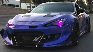 DEMON EYE MOD FOR THE BRZ!