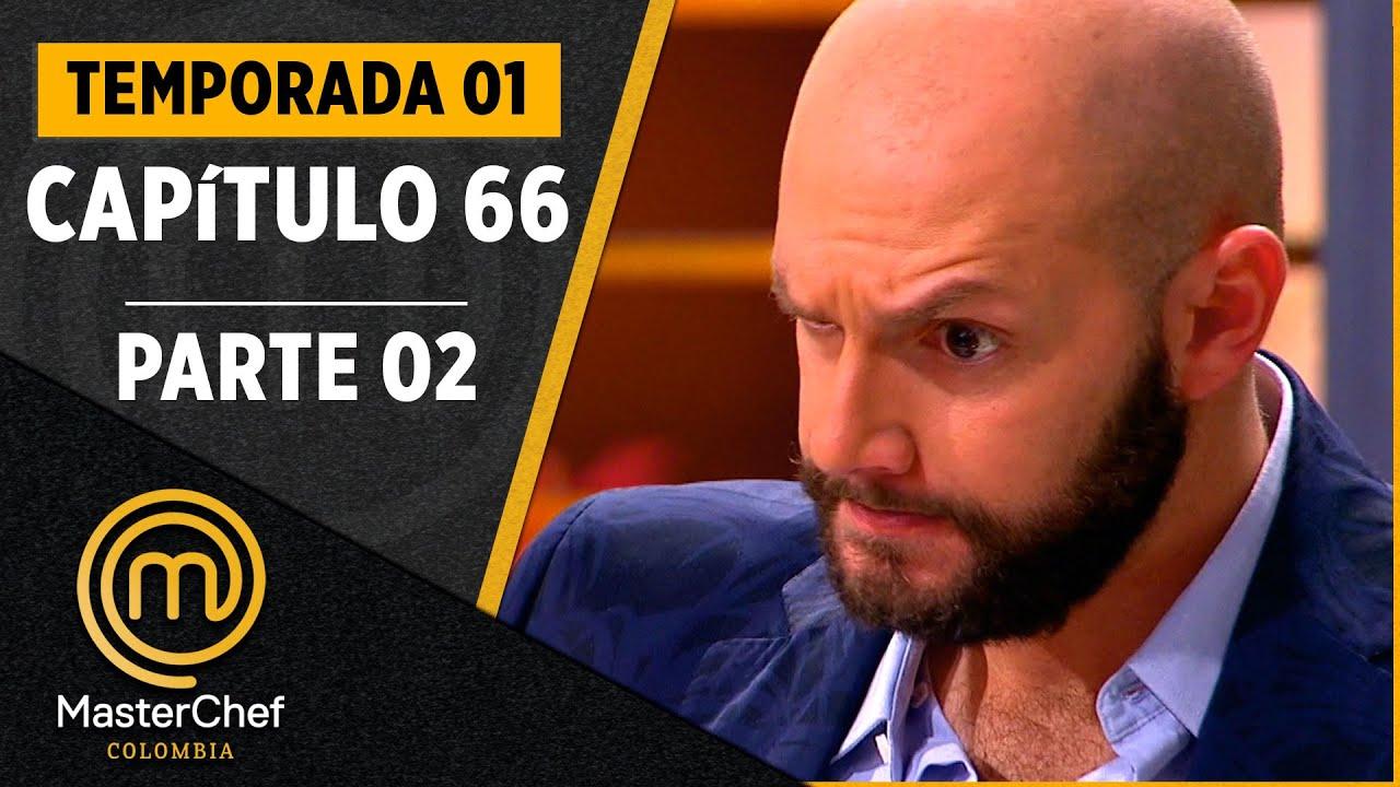 CAPÍTULO 66 - 2/2: Cerdo y veganismo | TEMPORADA 1 | MASTERCHEF COLOMBIA