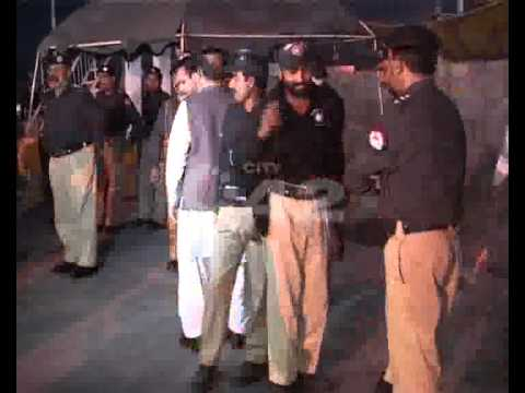 Sunni Tehreek Workers & Police Firing Due Miner Dispute Data Darbar Pkg By Shahid Sipra City42