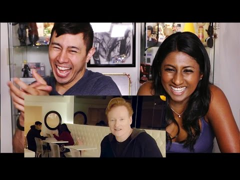 Conan Learns Korean And Makes It Weird REACTION by w/ Angela!