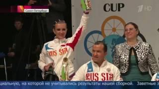 На Кубке мира по танцам на колясках в Санкт‑Петербурге российским спортсменам не смогли вручить меда