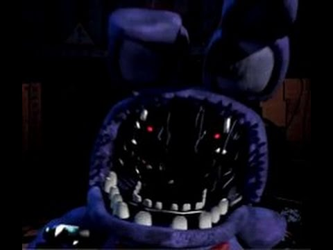 Five Nights At Freddy S 2 Night 3 Old Bonnie S Jumpscare