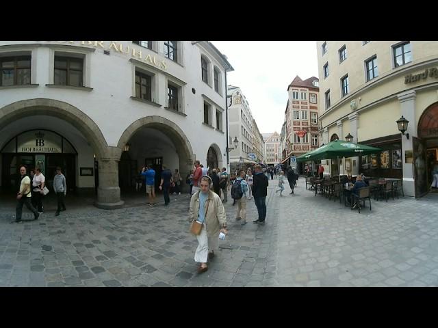 Milyunacervezas de recorrido cerveturistico por MUNICH en 360°