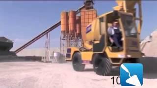 Изготовление бетона - технология