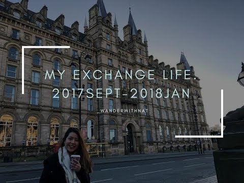 ☼MY EXCHANGE LIFE☼ in MANCHESTER