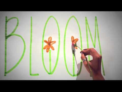 Moriah Peters - Bloom (Lyric Video) - Music Video