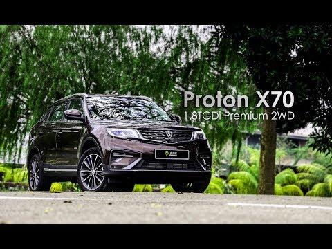 【车库试驾】Proton X70 1.8TGDi Premium FWD AT