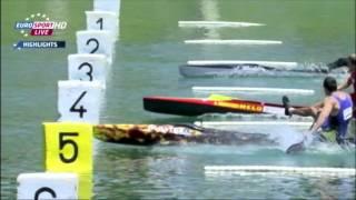 Zagreb European Canoe-Kayak Sprint Championships 2012