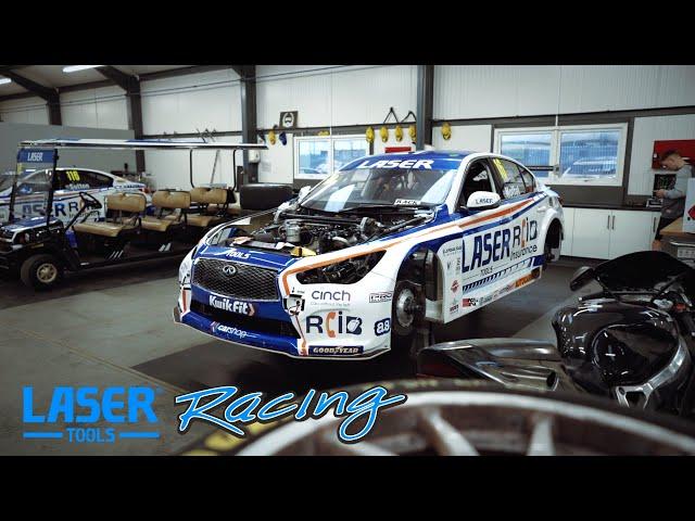 Laser Tools Racing x Funk Motorsport (BTCC 2020 Champions)
