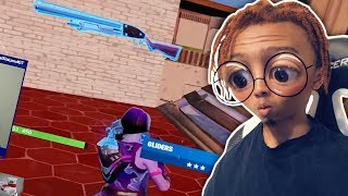 This update made me cracked.. (fortnite mobile)
