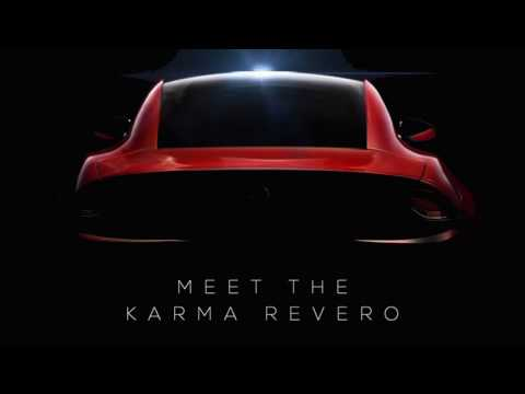 KARMA REVERO UNVIELING AND KARMA PALM BEACH GRAND OPENING SUPERCAR WEEK NEWS