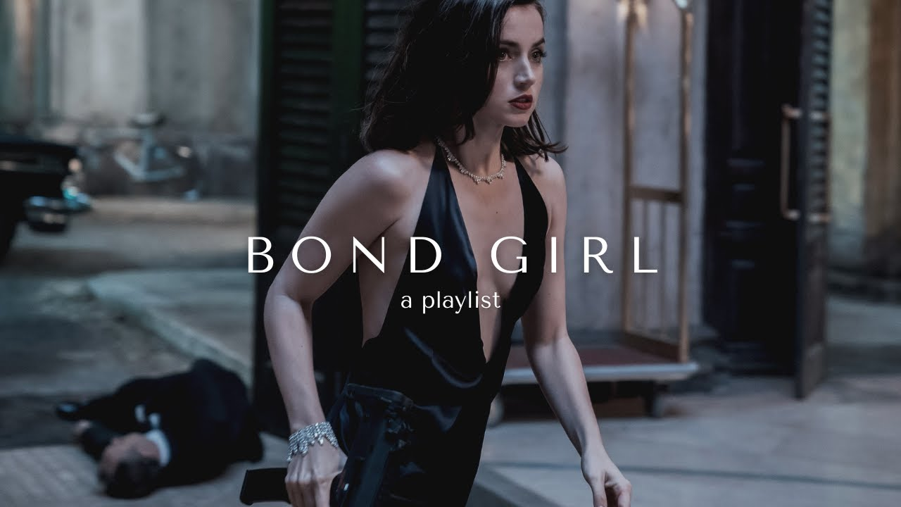 Download this playlist will make you feel like a bond girl