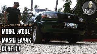 KIJANG KAPSUL SSX tahun 1997/1998 - Car Review |Spesifikasi, Harga dan Pajak tahunan Kijang Kapsul