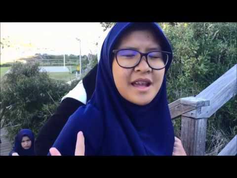 Exploring Western Australia. SIT Darul Abidin Homestay In PERTH 2016