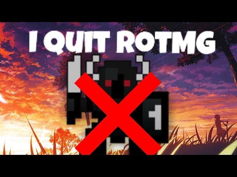 Why I Quit Realm Of the Mad God