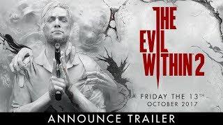 The Evil Within 2 - Дебютный трейлер | E3 2017