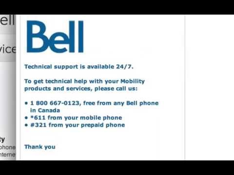 Bell Live Chat That Isn't