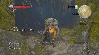 PS4版のウィッチャー3 ワイルドハント(The Witcher 3: Wild Hunt)のプ...