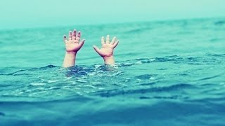 Test psychologique impressionnant - tu es dans la mer et tu essaies de survivre