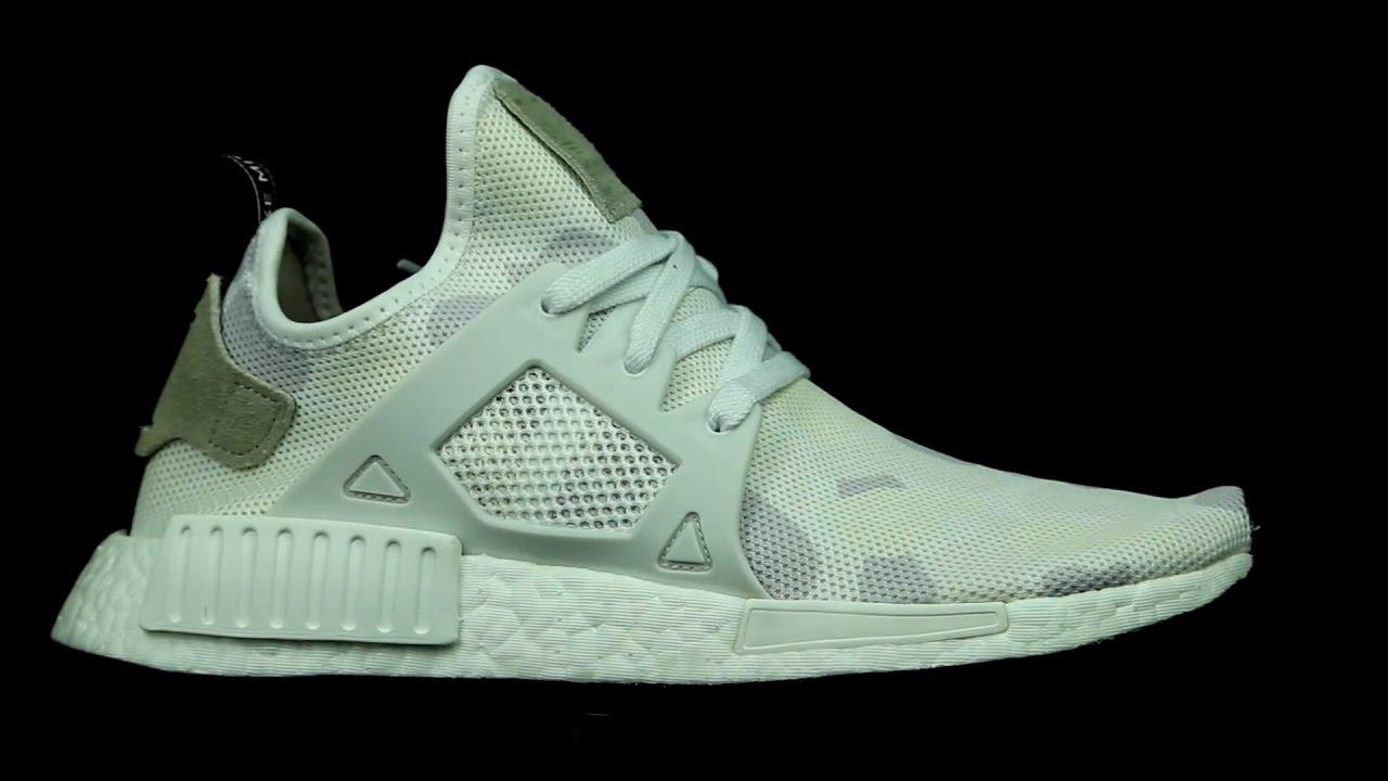 Adidas NMD XR 1 Duck Camo Black Friday BA 7231 Sneaker Sale