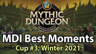MDI Best Moments | Tips and Tricks | World of Warcraft, Winter 2021, Cup #3