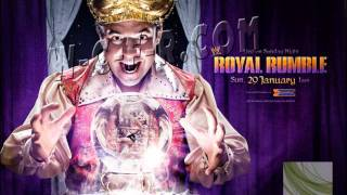 "WWE Royal Rumble 2012 Official Theme Song - ""Dark Horses"" by Switchfoot"
