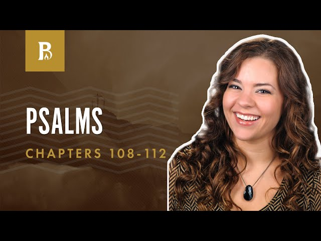 Victorious God! | Psalm 108-112