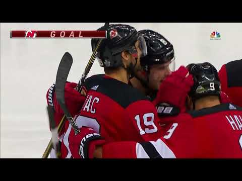New Jersey Devils All Goals from the 2018 Stanley Cup Playoffs