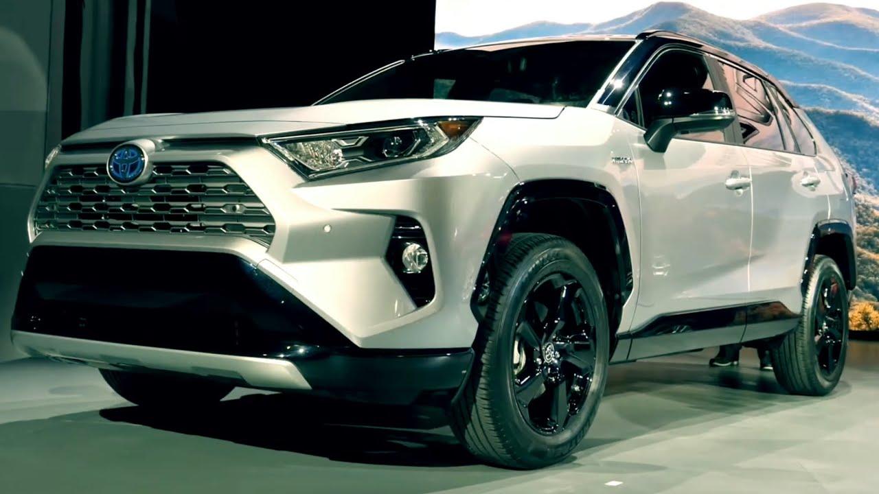 Новая Toyota Rav4 2019 Обзор КРУЗАК для города Youtube