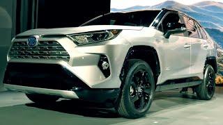 Toyota RAV4 2018 // Stenni Тест драйв