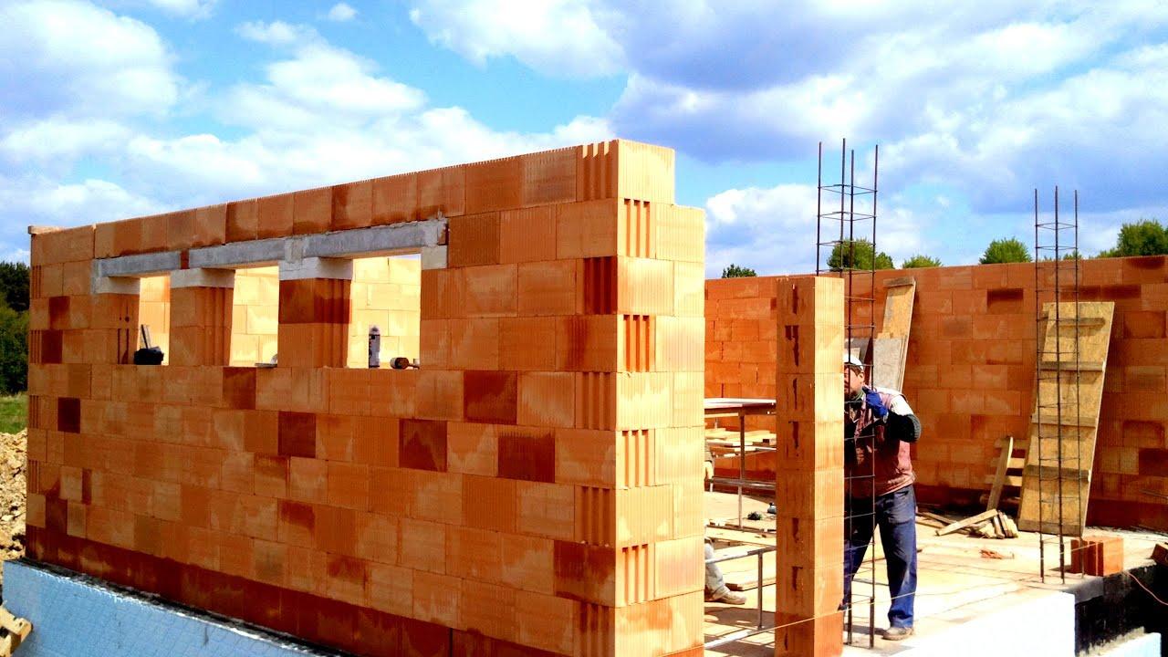 Construction dune maison unifamiliale full hd 11e episode pour construire des murs porteurs
