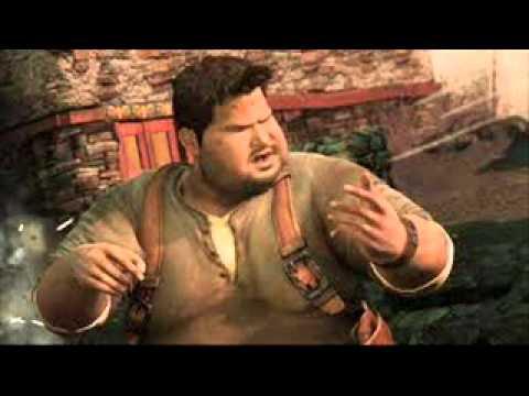 top 10 uncharted 3 characters - YouTube