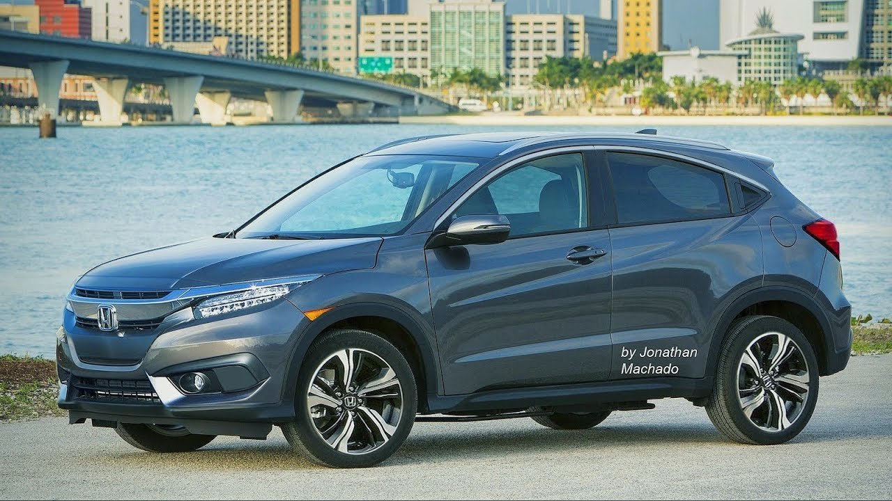 Hr V 2019 >> Making Of Honda Hr V 2019 Facelift 2 0 Flex 155 Cv Hondahrv Hrv
