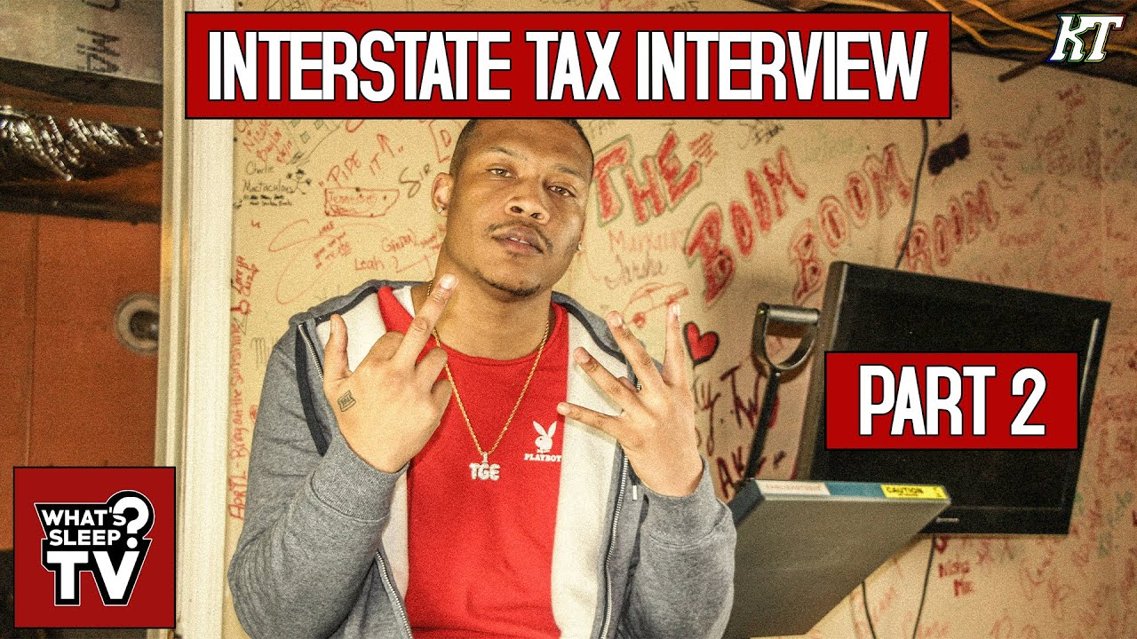 """Interstate Tax """"I'm The First In The Chattanooga To Bring The Jewelry Out!"""""""
