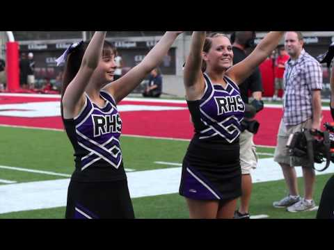 It's Time: Riverton High School Theme Video 2012-2013