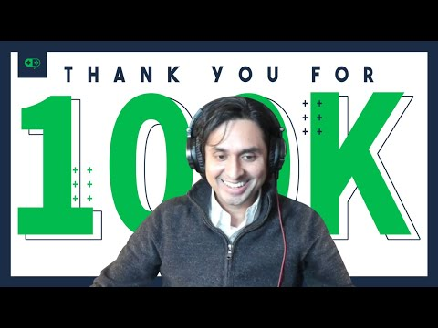 100K Thank You: The Story and Mission of Healthy Gamer.