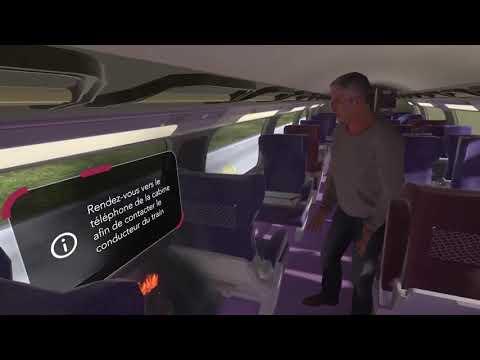 [Viva Tech] SmartVR Studio forme les agents SNCF au risque incendie avec ses créations en VR